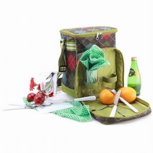 Refrigerador aislado de la bolsa de picnic bolsa de regalo de Picnic (CA1365-5)