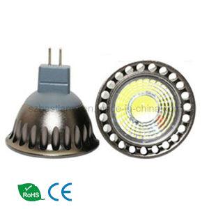 3W COB MR16 LED Bulb