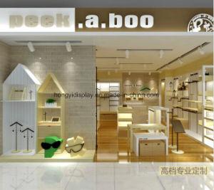 10890a6b8cf5f Une boutique de meubles d affichage pour le luxe de vêtements pour bébé  enfant magasin de détail