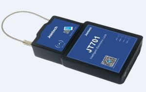 Dispositivo de bloqueio inteligente GSM GPS com Alarme de Aberto/Fechado para rastreamento de contêineres e de gestão