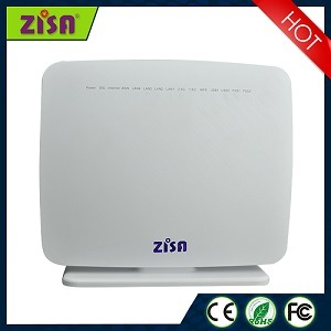 5,8 GHz CPE VDSL2 VoIP voz Modem ADSL/VDSL Iad dispositivo WiFi Dual Band