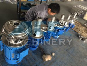CentrifugaalPomp van het Type van Rang van het roestvrij staal de Sanitaire Open (ace-B-W1)