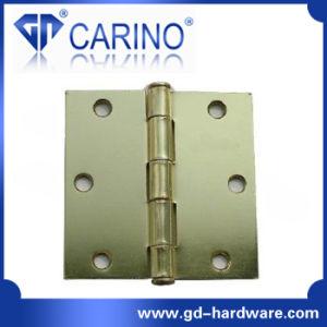 (HY810) Cojinete de bolas Bisagra (2BB & 4BB Bisagra de puerta de hierro)