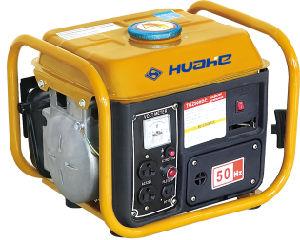 HH950-FY03 Robin gerador a Gasolina de cor com a estrutura (500W-750W)