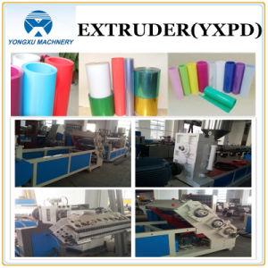 Feuille de plastique automatique PP (l'extrudeuse YXPD750)