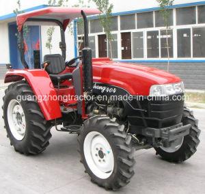 40-48 HP tracteur agricole 4WD avec la CE et l'EPA, cabine de tracteur agricole Foton