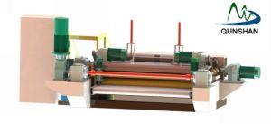 4 Pés folheado de Log de madeira para o rosto e máquina de rebentamento de folheado de núcleo