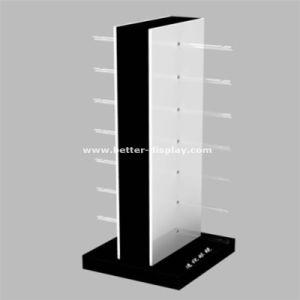 カスタムアクリルのロックのSunglassの飾り戸棚