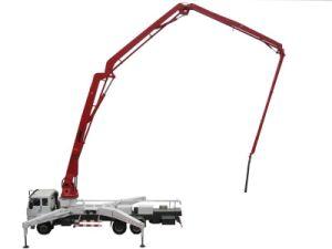 camion de pompe concrète de support de 6X4 HOWO à vendre