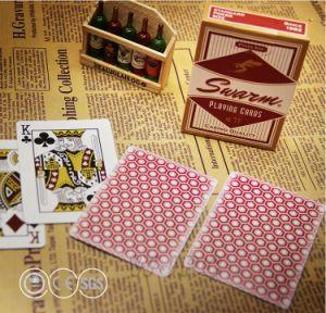 La stampa di colore completo ha personalizzato la pubblicità delle schede di gioco bollate (PR-9000)