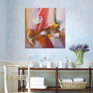 マルチカラー壁の装飾のための抽象的な油絵