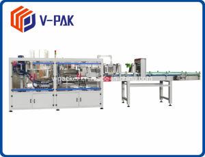 Enrole caso/ Carton Embalador para as bandejas de embalagem (V-PAK WJ-LGB-18)