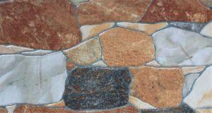 Tegels van de Muur van het Bouwmateriaal de Buiten