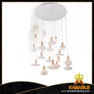 Industrielle Küche-Dekoration-hängende Glaslampe (AP9006-10L)