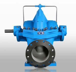 La norma NFPA 20 horizontal doble aspiración caso TPOW Split bomba (modelo).