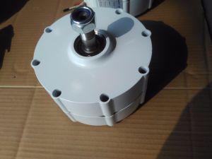 500W 12V/24V/48V AC Pmg永久マグネット発電機の交流発電機