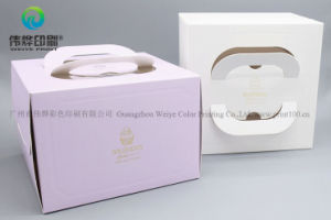 Мелованная бумага бумага для печати торт упаковке