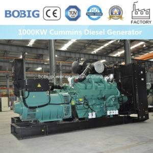 Хороший генератор цены 400kw 500kVA тепловозный Чумминс Енгине
