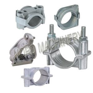 Collari del cavo della lega della fusion d'alluminio/parti dei morsetti