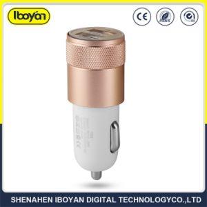 Maximale Port-Auto-Aufladeeinheit USB-2.4A 2 für Handy/Digital-Produkt