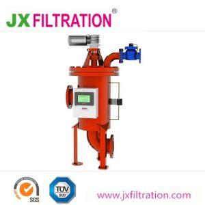 Industrielle Wasser-Filter-Rückseiten-Wäsche oder Selbstsauberer Filter