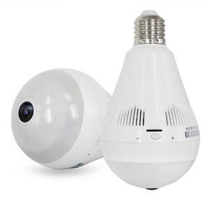 360E27 l'angle de caméra à LED 3 W Ampoule à billes avec la caméra