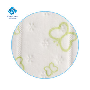 A superfície de algodão Air-Laid nenhum papel perfumado meias camisas para Mulheres