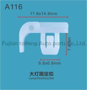 50 PCS do orifício de 8 mm Rebite Porta Abraçadeira plástica preta Fixadores Revestidos com carros cobrir farpas rebite de fixação automática para carros Venda Quente