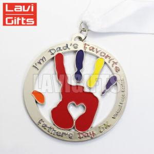 precio de fábrica de metal personalizados Mayoreo Soporte Premio Medalla de
