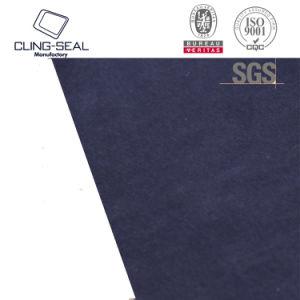 A cor preta amianto folha da junta de papel