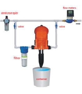 Evenredige het Doseren van de Injecteur van Ilot Hete Verkoop water-Gedreven Pomp