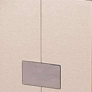 MDF de madera de buena calidad/ Caja de regalo papel de piel sintética, el vino de verificación