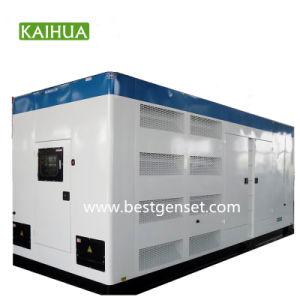 fornitore diesel insonorizzato dei generatori di potere di 1000kVA Cummins