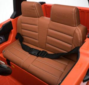I capretti del guardia forestale del Ford hanno conceduto una licenza al giro sul giocattolo 24V dell'automobile