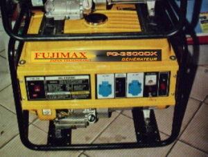 1,5Kw Cag approbation ce générateur à essence portable/essence (TG1900)