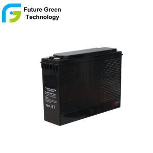 12V150AH delante de la Energía Solar regula el acceso de terminal de plomo-ácido VRLA baterías UPS