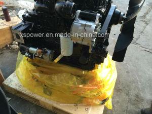 De Dieselmotor Qsb4.5-C100 van Cummins Turbocharged van Dongfeng voor de Machines van de Bouw