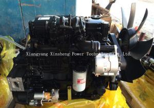 Dcec Cummings 4 de Dieselmotor Qsb4.5-C130 van de Cilinder voor de Machines van de Bouw
