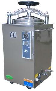 Autoclave de vapor de alta pressão vertical Visor Digital Esterilizador de automação 35L LS-35HD