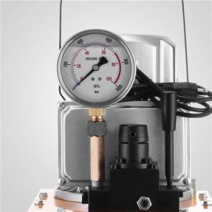 Bomba hidráulica eléctrica 10000 psi impulsión de bomba hidráulica