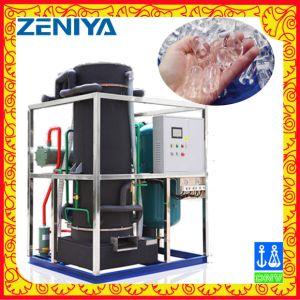 Wassergekühlte Gefäß-Speiseeiszubereitung-Maschine für Abkühlung