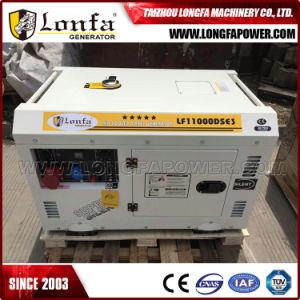 Faible bruit portable 10kw 10kVA Groupe électrogène Diesel Liste de prix