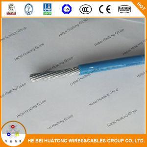 Pvc isoleerde de Draad van het Koper Tw Thw Thhn #10 12 8 14 Elektrische Draad UL Vermelde 600V