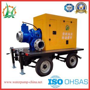 Seco de alta presión Self-Priming Bomba de agua de diesel para el drenaje