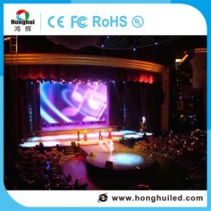 La haute définition P3 de location de panneaux LED Indoor Afficheur à LED pour salle de réunion