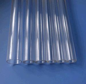 De bonne qualité tuyaux PMMA extrudé transparent