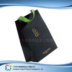 Le papier imprimé à l'Emballage Sac pour le shopping// cadeau des vêtements (XC-bgg-014)