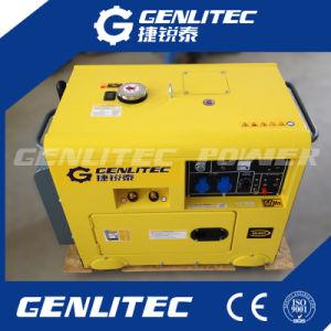 5 квт 190Портативный Silent дизельного генератора сварочного аппарата (SE6700DWG)