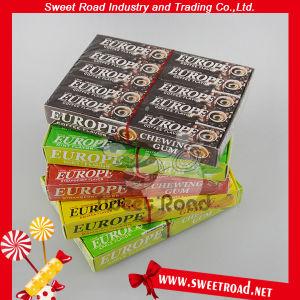 La vendita calda Europa Assorted la gomma da masticare condetta frutta 5PCS all'ingrosso marca a caldo di gomma da masticare