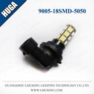 9005自動車のための18SMD 5050 LEDの霧ランプ